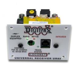Click here to learn more about the Digitrax, Inc. Duplex Transceiver w/IR Receiver.