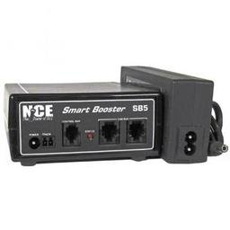 Click here to learn more about the NCE Corporation Smart Booster w/P514, SB5/5A.