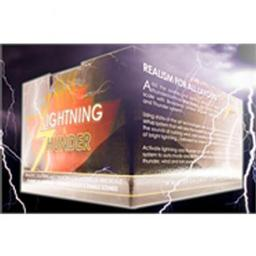 Click here to learn more about the Broadway Limited Imports Lightning & Thunder: Rolling Thunder Complete Kit.