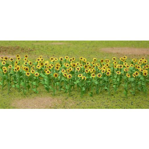 "JTT Scenery Products Sunflowers, 1"" (16)"