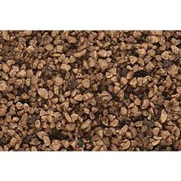 Click here to learn more about the Woodland Scenics Coarse Ballast Shaker, Brown/50 cu. in..
