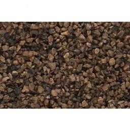 Click here to learn more about the Woodland Scenics Coarse Ballast Bag, Dark Brown/18 cu. in..