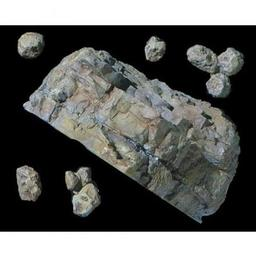 Click here to learn more about the Woodland Scenics Rock Mold, Classic Rock.