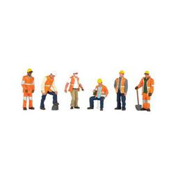 Click here to learn more about the Bachmann Industries O Maintenance Workers (6).