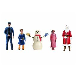 Click here to learn more about the Lionel THE POLAR EXPRESS Snowman & Children People Pack.