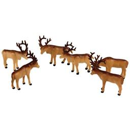 Click here to learn more about the Lionel O Caribou Animals, Polar Express.