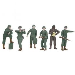 Click here to learn more about the M.T.H. Electric Trains O Army Figures #7 (6).