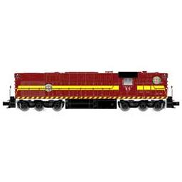 Click here to learn more about the Atlas O, LLC O Trainman RSD7/15 with TMCC, DM&IR #55.