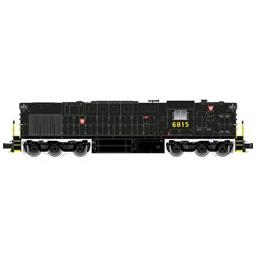 Click here to learn more about the Atlas O, LLC O Trainman RSD7/15 with TMCC, PRR #6811.
