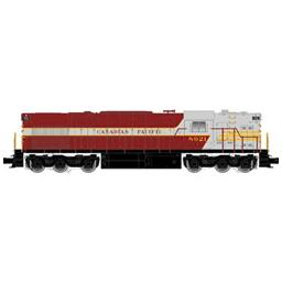 Click here to learn more about the Atlas O, LLC O Trainman RSD7/15 with TMCC, CPR #8921.