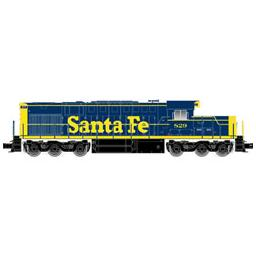 Click here to learn more about the Atlas O, LLC O Trainman RSD7/15 with TMCC, SF #829.