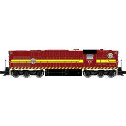 Click here to learn more about the Atlas O, LLC O Trainman RSD7/15 w/DCC & Sound, DM&IR #55 (2R).