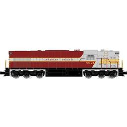 Click here to learn more about the Atlas O, LLC O Trainman RSD7/15 w/DCC & Sound, CPR #8921 (2R).