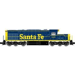 Click here to learn more about the Atlas O, LLC O Trainman RSD7/15 with DCC & Sound, SF #829 (2R).
