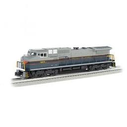 Click here to learn more about the Bachmann Industries O Williams Dash 9 w/ True Blast Plus Sound, CofG.