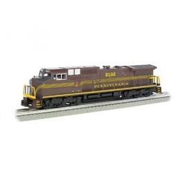 Click here to learn more about the Bachmann Industries O Williams Dash 9 w/ True Blast Plus Sound, PRR.