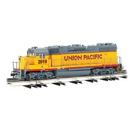 Click here to learn more about the Bachmann Industries O Williams GP-38, UP.