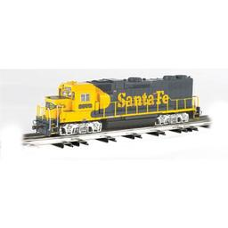 Click here to learn more about the Bachmann Industries O Williams GP-38, SF.