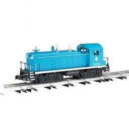 Click here to learn more about the Bachmann Industries O Williams NW-2 Switcher/True Blast Plus Sound,B&M.