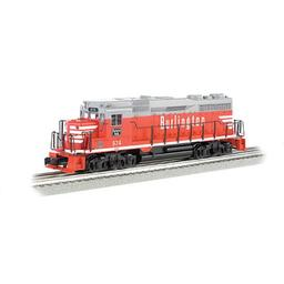 Click here to learn more about the Bachmann Industries O Williams GP30 w/Sound, BN.