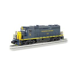 Click here to learn more about the Bachmann Industries O Williams GP30 w/Sound, C&O.