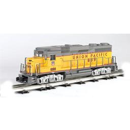 Click here to learn more about the Bachmann Industries O Williams GP30 w/Sound, UP.