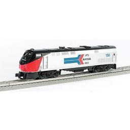 Click here to learn more about the Bachmann Industries O Williams Genesis, AMTK/Phase I/Anniversary.