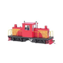 Click here to learn more about the Bachmann Industries On30 Spectrum 50-Ton Center Cab, Orange.