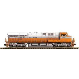 Click here to learn more about the M.T.H. Electric Trains O Scale ES44AC w/PS3, NS/INT Heritage.