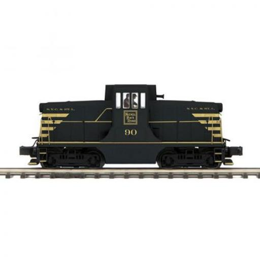 M.T.H. Electric Trains O Hi-Rail 44 Ton Phase 3 w/PS3, NKP #90