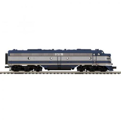 M.T.H. Electric Trains O Hi-Rail E8A w/PS3, RF&P #1009