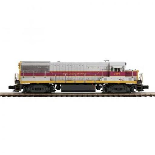 M.T.H. Electric Trains O Scale U25B w/PS3, EL #2506