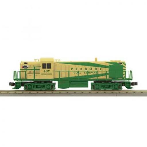 M.T.H. Electric Trains O-27 RS3 w/PS3, PCCX #467