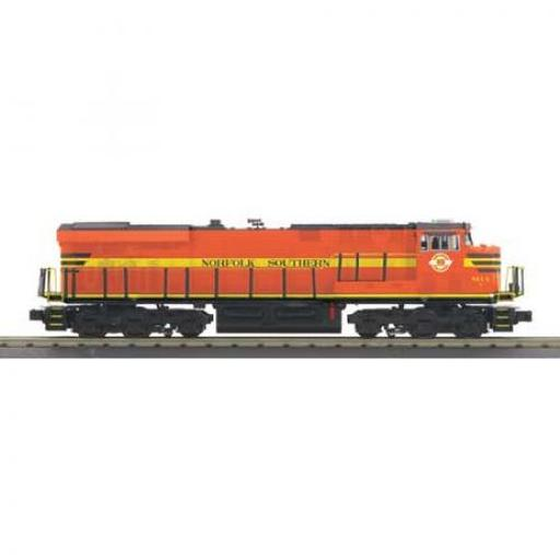M.T.H. Electric Trains O-27 Imperial ES44AC w/PS3, NS #8114