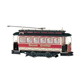 Click here to learn more about the Bachmann Industries On30 Spectrum Street Car, Christmas.
