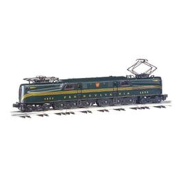Click here to learn more about the Bachmann Industries O Williams GG-1 w/true Blast Plus Sound, PRR #4859.