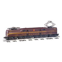 Click here to learn more about the Bachmann Industries O Williams GG-1 w/true Blast Plus Sound, PRR #4909.