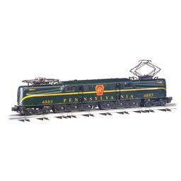 Click here to learn more about the Bachmann Industries O Williams GG-1 w/true Blast Plus Sound, PRR #4885.
