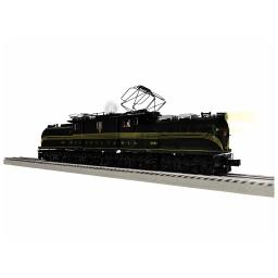 Click here to learn more about the Lionel O BTO Bi-Polar/Legacy PRR #4501.