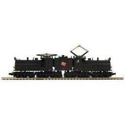Click here to learn more about the M.T.H. Electric Trains O Hi-Rail EP-2 Bipolar w/PS3, MILW/Black#E-3.