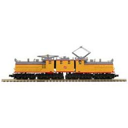 Click here to learn more about the M.T.H. Electric Trains O Hi-Rail EP-2 Bipolar w/PS3, MILW #E-4.