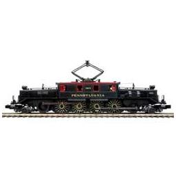 Click here to learn more about the M.T.H. Electric Trains O Hi-Rail L-5 w/P3, PRR #3929.