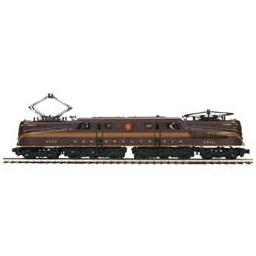 Click here to learn more about the M.T.H. Electric Trains GG-1 Electric Engine w/ Proto-Sound 3.0, PRR #4857.