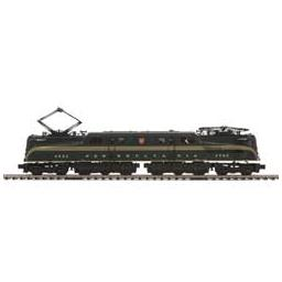 Click here to learn more about the M.T.H. Electric Trains GG-1 Electric Engine w/ Proto-Sound 3.0, PRR #4890.