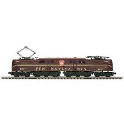 Click here to learn more about the M.T.H. Electric Trains GG-1 Electric Engine w/ Proto-Sound 3.0, PRR #4907.