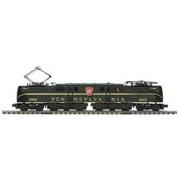 Click here to learn more about the M.T.H. Electric Trains GG-1 Electric Engine w/ Proto-Sound 3.0, PRR #4869.