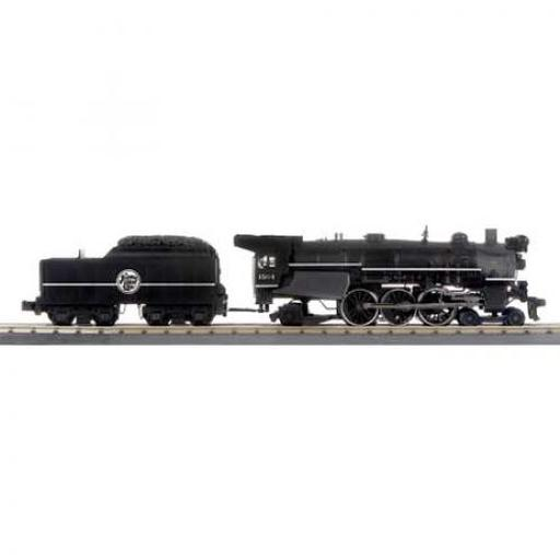 M.T.H. Electric Trains O-27 Imperial 4-6-2 P47 w/PS3, ACL #1504