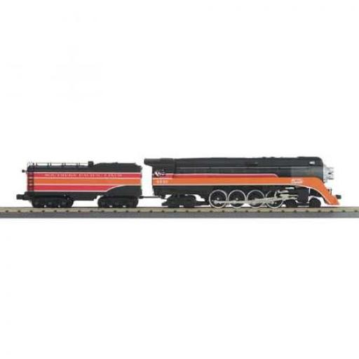 M.T.H. Electric Trains O-27 Imperial 4-8-4 GS4 w/PS3,SP/Small Letter#4449