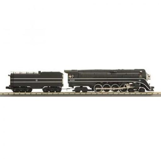 M.T.H. Electric Trains O-27 Imperial 4-8-4 GS-4 Northern w/PS3,BNSF #4449