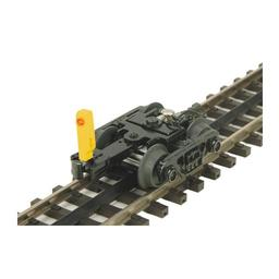 Click here to learn more about the M.T.H. Electric Trains O EOT Device, Roller Bearng Truck.